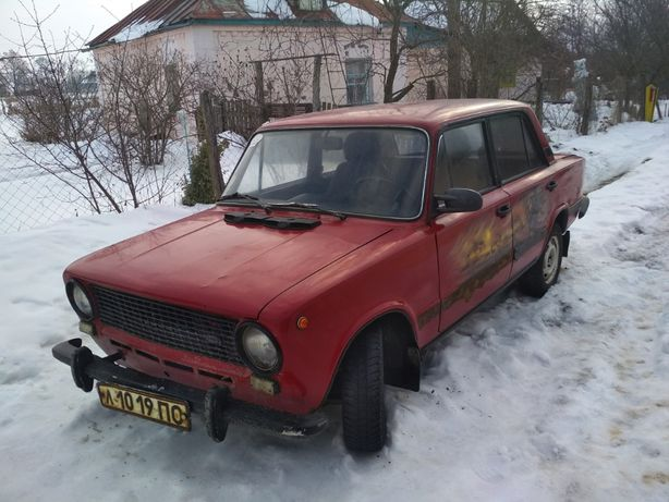 Продаётся ВАЗ 2101 дёшево
