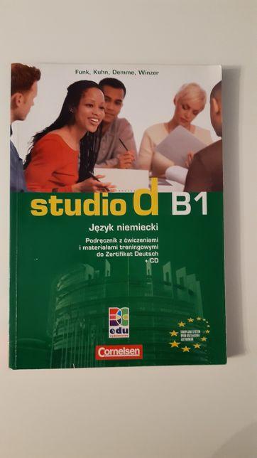 Język niemiecki studio d B1