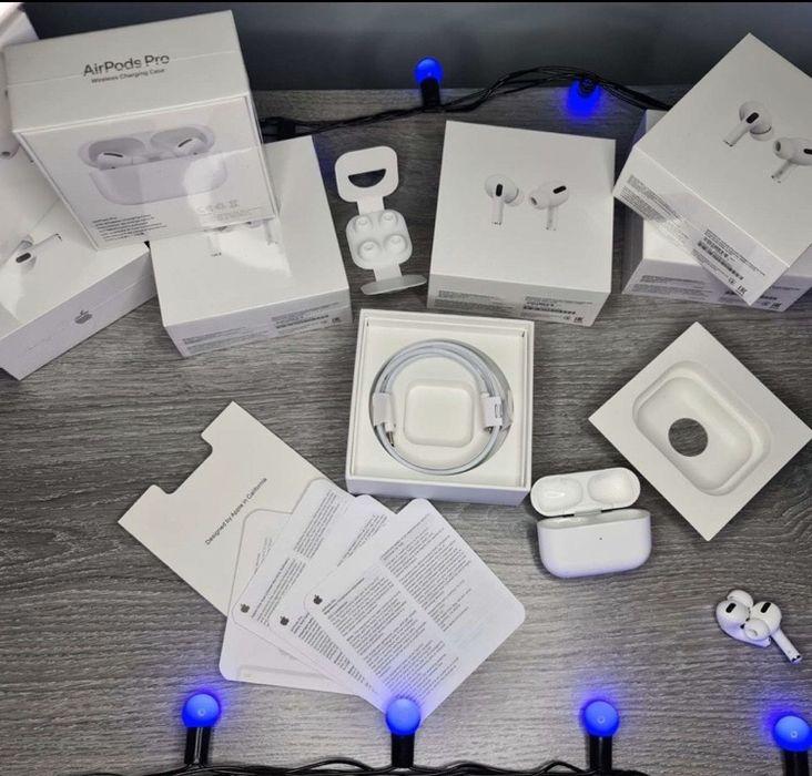 NEW РАСПРОДАЖА Apple Airpods PRO | Оригинал Аирподс ПРО наушники Киев - изображение 1