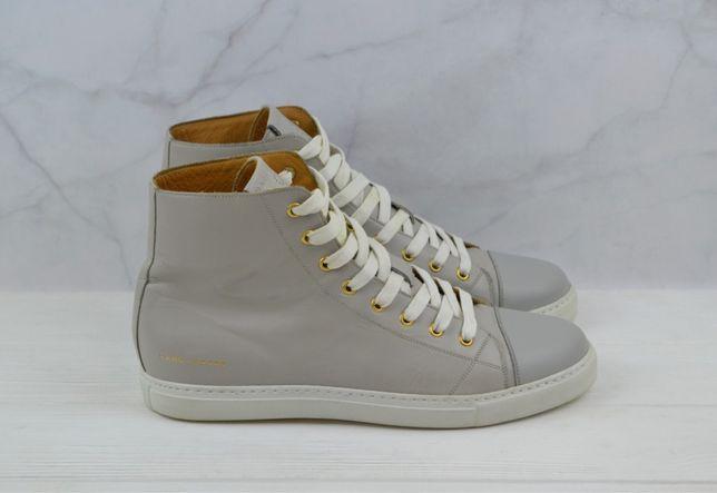 кожаные кроссовки ботинки Marc Jacobs gucci G Star