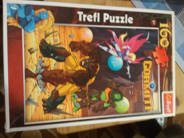 puzzle 160 części