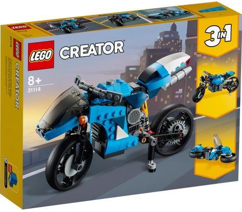 Lego Creator 31114 Motocykl Superbike Nowość Wys24