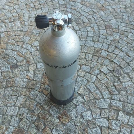 Butla nurkowa 7 litrów Aluminiowa