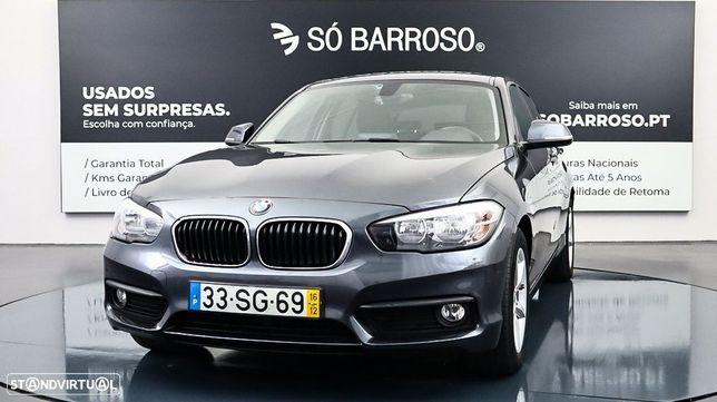 BMW 116 D Efficient Advantage