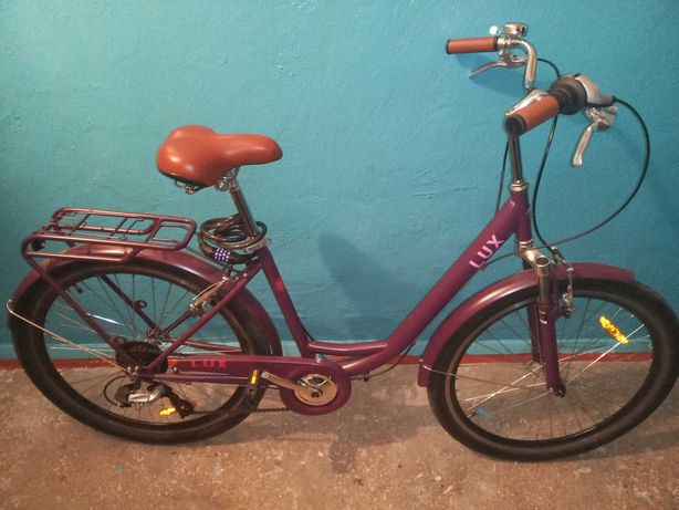 Велосипед ретро жіночий