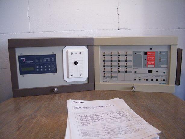 Panel zdalnego sterowania Esser/Siemens BMS 16 P/G