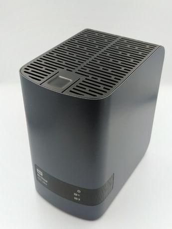 Продам NAS Western Digital My Cloud EX2 Ultra с дисками 2х4TB