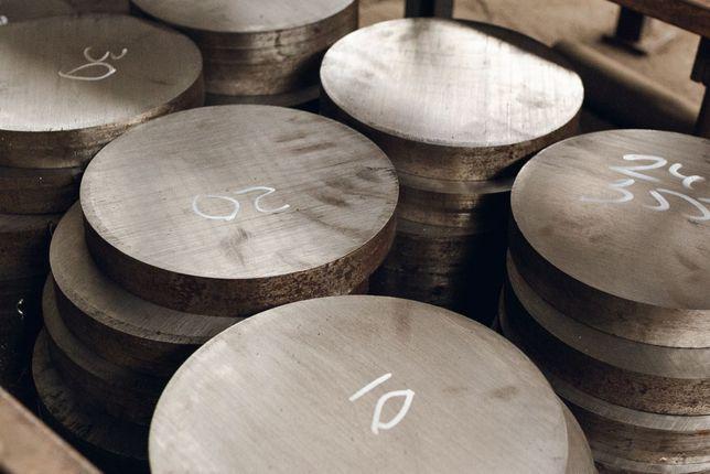 Заготовка прут лист сталь чавун кругляк нержавійка порізка порубка