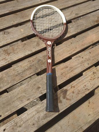 Новая теннисная ракетка СССР для большого тенниса большой теннис