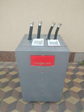 Тепловой геотермальный насос viessmann vitocal 300