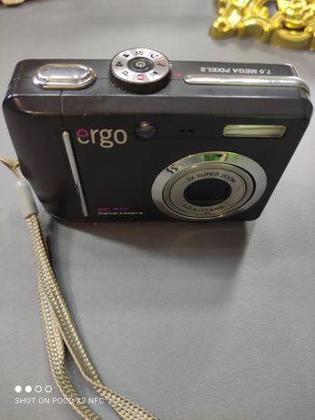 Фотоаппарат в нормальном состоянии