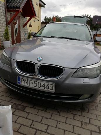 Sprzedam BMW serii 5 E61 2.0 l. Diesel 163 KM