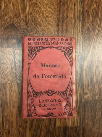 Manual do Fotógrafo - Bertrand - Raphael Bordallo Pinheiro