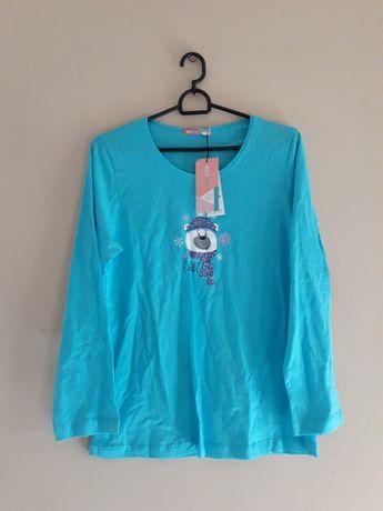 Piżama rozmiar L długi rękaw dlugie spodnie