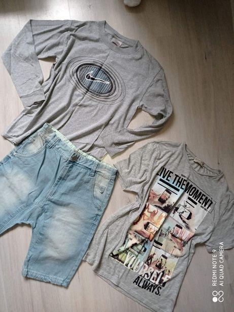 Nike Zara komplet ubrań 146 dla chłopca