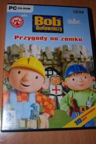Gra PC dla dzieci Bob Budowniczy