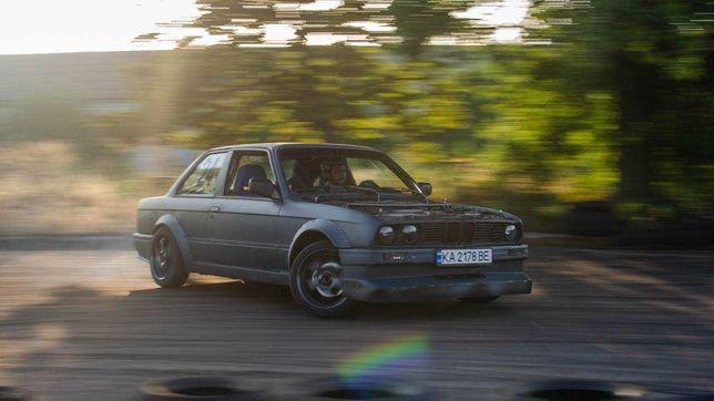 Drift дрифт корч BMW e30