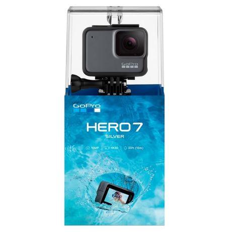 Kamera sportowa GoPro HERO 7 Silver Oficjalny Sklep Go Pro HERO7