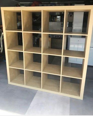 Regał komorowy Ikea Kallax 147x147