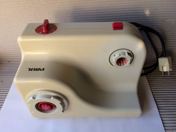 Robot de cozinha Mixi Garant Paul - Unidade de 350 Watt + acessórios