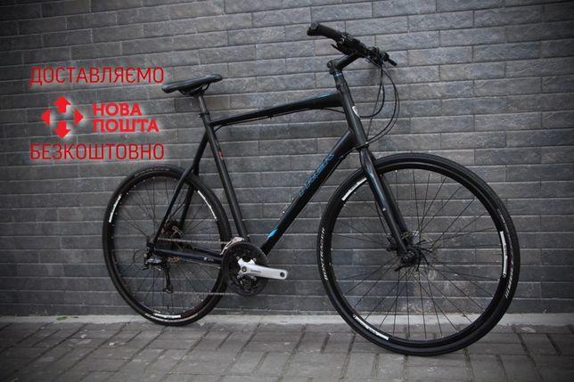 Городской велосипед Trek FX грейвел cannondale cube scott specialized