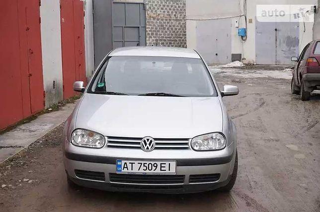 Volkswagen Гольф 4 2002р