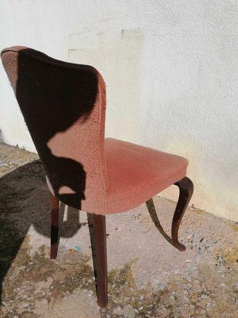 Cadeira vintage Luís XV
