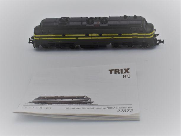 Lokomotywa TRIX HO 22672
