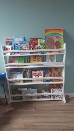 Polka na książki biblioteczka dla dzieci