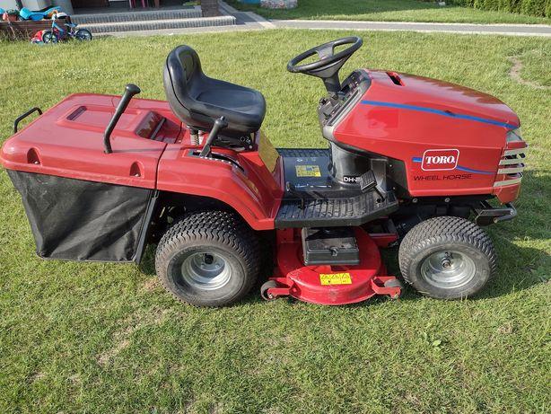 Traktorek kosiarka TORO 17,5 POMPA