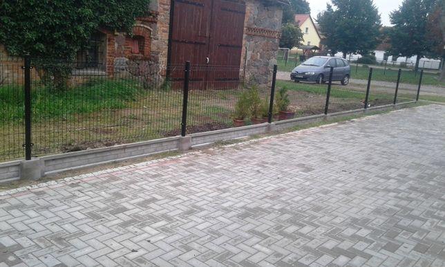 Panele ogrodzeniowe Ogrodzenie panelowe PRODUCENT