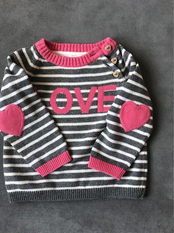 Sweterek H&M r 74