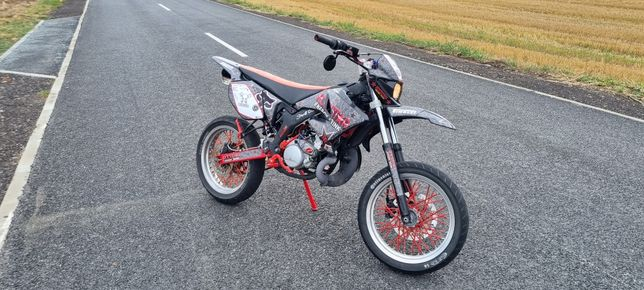 Yamaha dt 50/80 2008