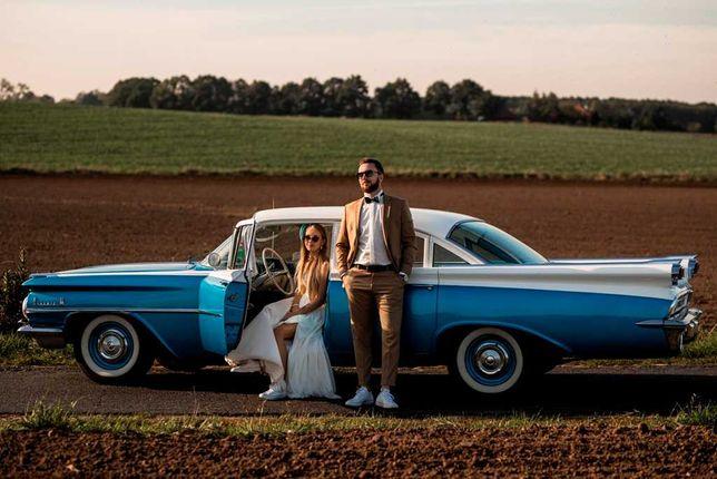 Auto do ślubu / imprezy okolicznościowe / wesele Oldsmobile 1959 rok