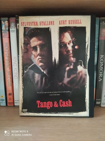 Film dvd Tango i cash -napisy PL Snapper Stallone Russell