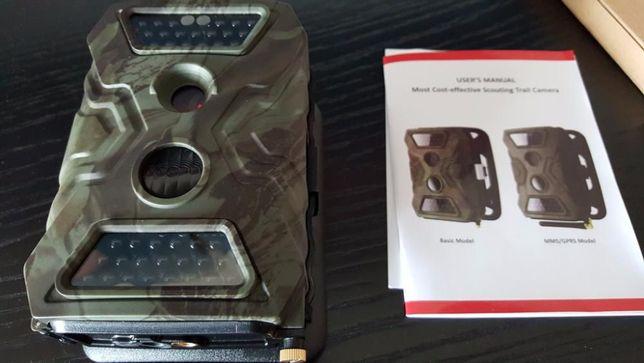 camera video caça hd 12mp c/ painel solar longa autonomia camara foto