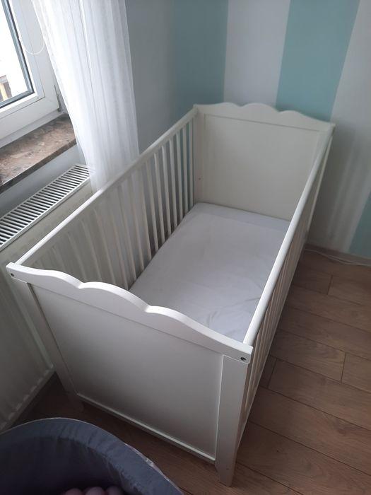 Łóżeczko dziecięce 124x66cm Malbork - image 1