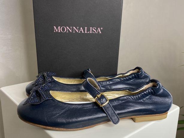 MONNALISA онигинальные балетки S:36
