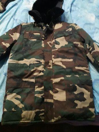 Військовий зимній костюм