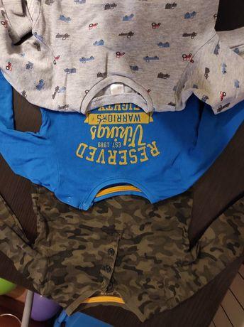 Bluza, sweterek i bluzki