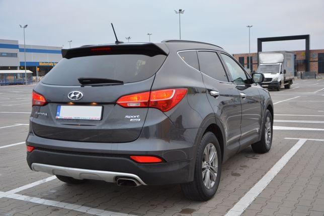 HYUNDAI Santa Fe III 2.4 GDI 4WD benzyna, 190 KM, rok 2016