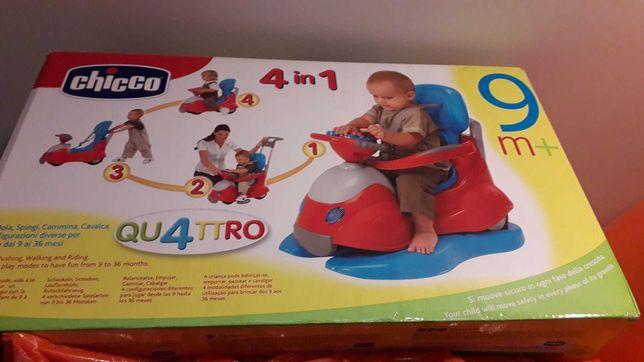 Qu4ttro Chico carrinho bebé