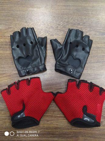 Детские велосипедные перчатки перчатки для велосипеда велоперчатки