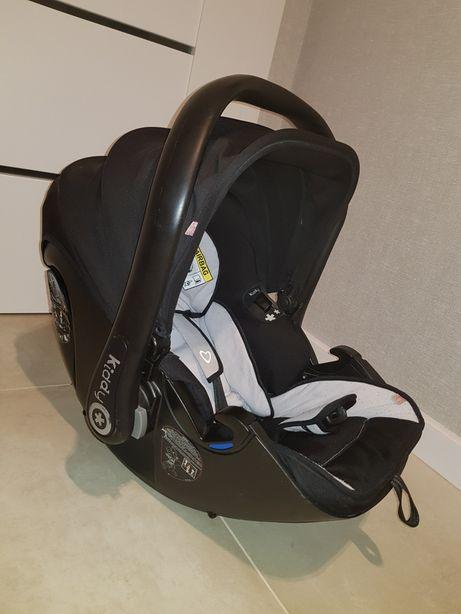 Fotelik samochodowy Kiddy Evolution Pro 2 Stone 0-13 kg