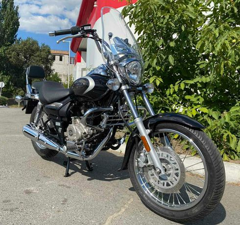 Мотоцикл Bajaj Avenger 220  мотосалон MotoPlus