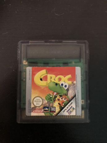 Vendo jogo Gameboy Croc