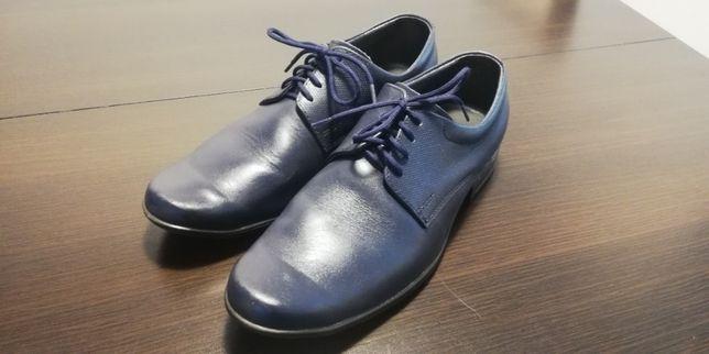 Eleganckie buty dla chłopca r. 36