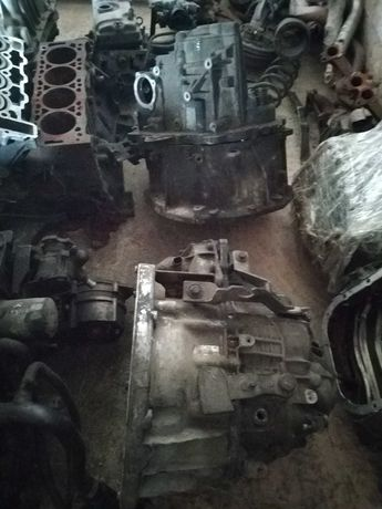 КПП: Peugeot, Renault, Citroen (коробка переключения передач)