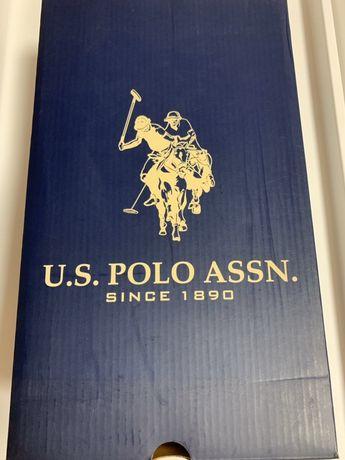 Продам новые ! Стильные кроссовки известного бренда U.S.Polo
