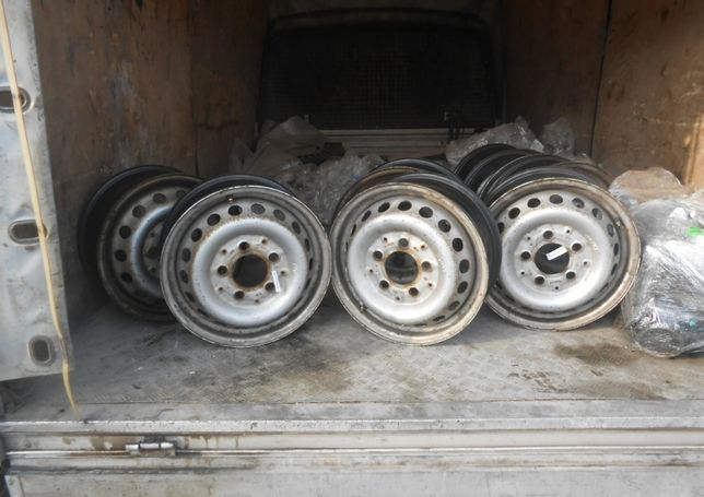 Диски Mercedes Sprinter R15 однокатковий 210-211-212-213-310-311-312